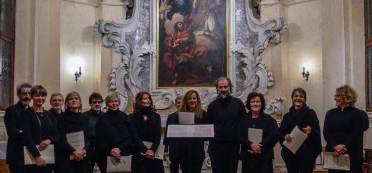 I Salmi di padre Turoldo a San Vincenzo  con la Schola Vincentiana e Bepi De Marzi